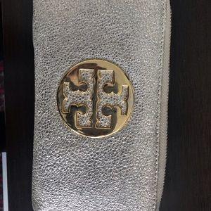 Beautiful metallic wallet